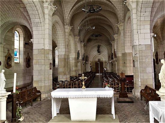 Eglise St Gervais St Protais et St Volusien
