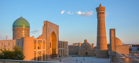¿Planeando tus vacaciones de verano? Esta semana en Instagram os estamos hablando de Uzbekistán como posible destino para disfrutar de tus vacaciones este año. ¿Te animas? Si quieres leer más sobre este maravilloso destino pásate por viajes.chavetas.es/guia/uzbekistan-turkmenistan/