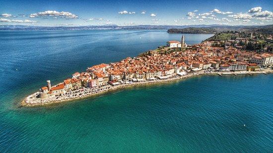 Piran City View