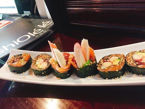 Sushi Ole: Sashimi maki