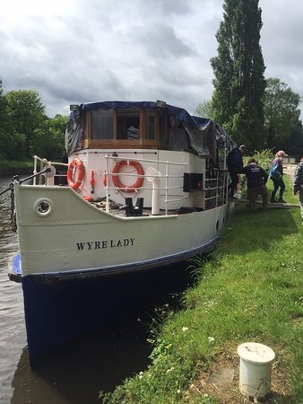 Sprotbrough Riverboat