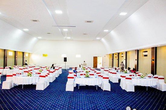 Tripadvisor - Conference Facility- Rambara Conference Center - صورة Grand Royal Swiss Hotel، Kisumu
