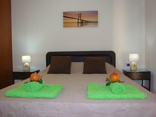 The luxury studio apartment !