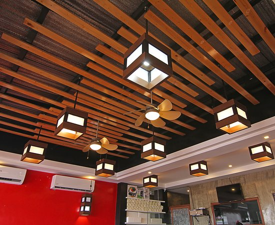 Our Simple And Unique Ceiling Design Picture Of Lamoy Restaurant Tawala Tripadvisor,Traditional Japanese Small House Design
