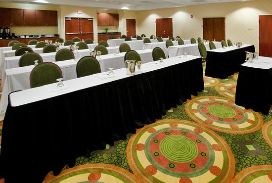Holiday Inn Richmond South - City Gateway: Meeting room