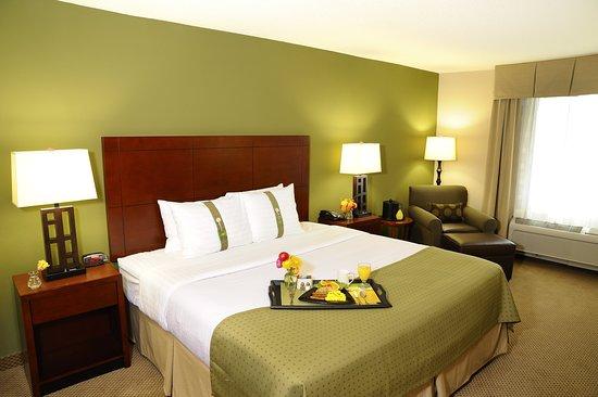 Holiday Inn Richmond South - City Gateway: Guest room