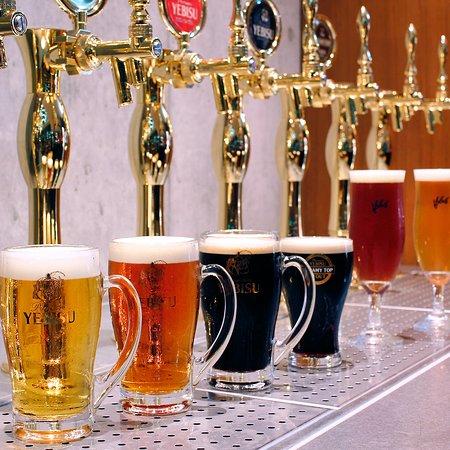 樽生ヱビスビール全5種ほか、ビールには自信あり!
