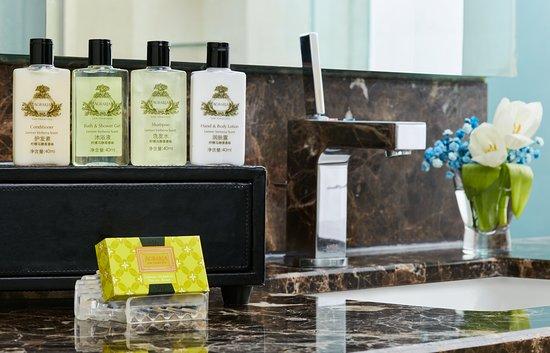 InterContinental Qingdao: Guest room amenity