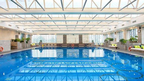 InterContinental Qingdao: Pool
