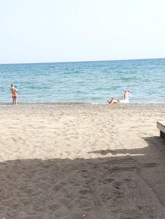 Bellis Deluxe Hotel: Пляж белис делюкс