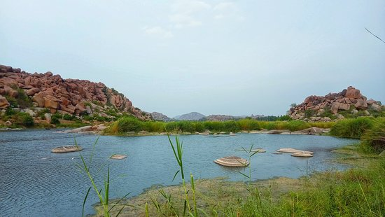 Hampi is more than a heritage place.