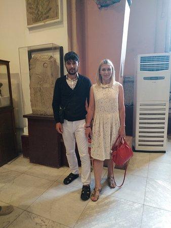 Таким образом женились в древнем Египте (Каирский музей)