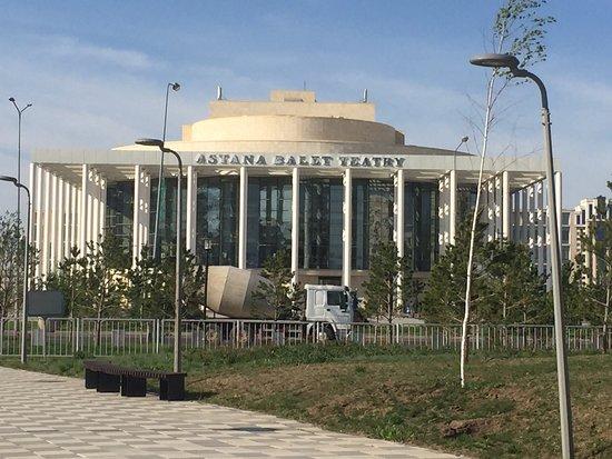 Astana Ballet Theater