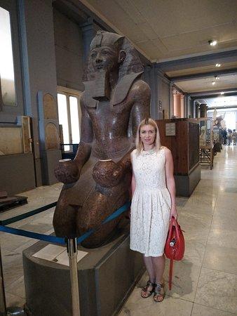 Хатшипсут (Каирский музей)