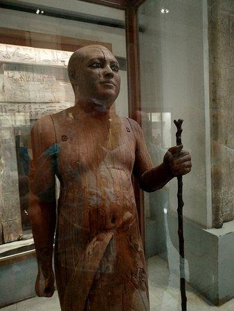 Создатель пирамид (Каирский музей)