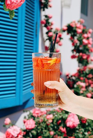 Mare d'Amore: Наш искусный бармен подготовил для вас лучшие прохладительные лимонады