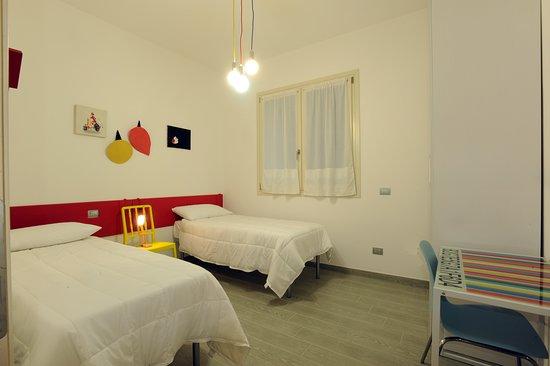 Residence Virgilio: Appartamento Red - Camera doppia a letti singoli