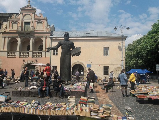 Rare Books Flea Market