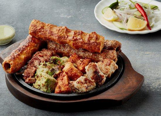 Super mouthwatering delicacies - Traveller Reviews - Kebab Bistro