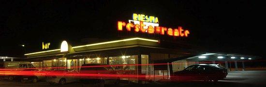 Restaurante Riesma Villena - fachada