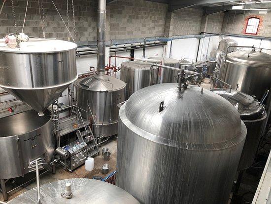 Valokuva: Rhymney Brewery