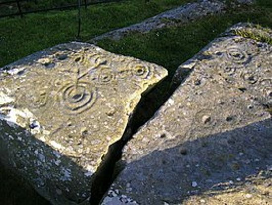 Drumtroddan Cup And Ring Marked Rocks