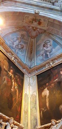 Santa Maria di Canepanova: INTERNO