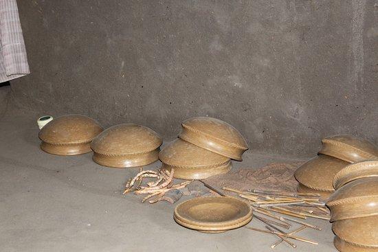 Iringa Region, تنزانيا: Poultry making