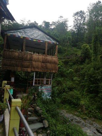 The Falls of Tikedhunga