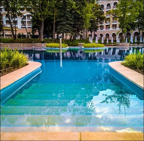 Hotel Riu Helios Paradise, Sunny Beach, Bulgaria