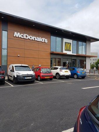 Mcdonalds Restaurants Walsall 54