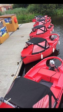 The Fleet waiting to sail..