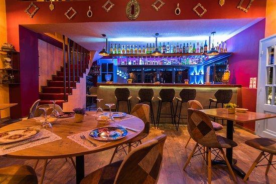 Cielo Mar All Day Bar: Our bar
