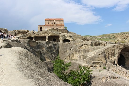 Uplistsiche Cave Town#11