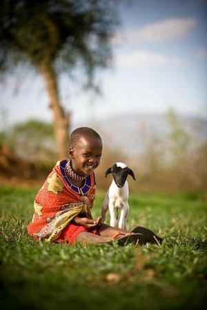 Masai,Kenya