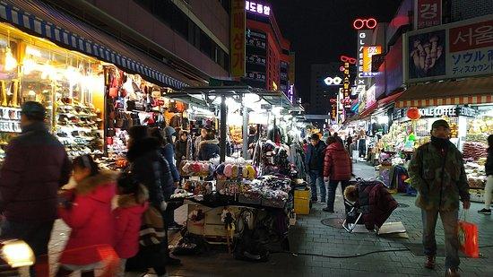 Hotel Gracery Seoul: 步行不到十分鐘就可以到南大門商圈