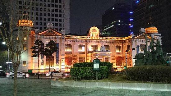 Hotel Gracery Seoul: 飯店附近景點