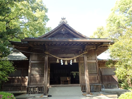 Eda Shrine