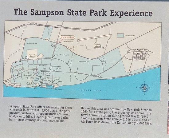 SAMPSON STATE PARK - Updated 2019 Campground Reviews ... on seneca falls ny map, lodi ny map, geneva ny map, interlaken ny map, seneca lake ny map, ovid ny map, cayuga lake ny map, finger lakes ny map, seneca county ny map, canandaigua lake ny map, florida ny map, canadice lake ny map, waterloo ny map, tyre ny map, new york ny map, keuka lake ny map,
