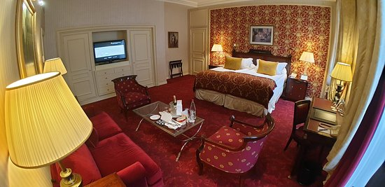 InterContinental Paris Le Grand: Club junior suite with Opera view - 3126.