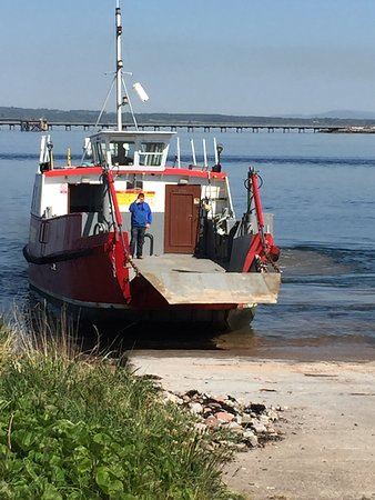 Cromarty Firth, UK: Cromarty - Nig Ferry