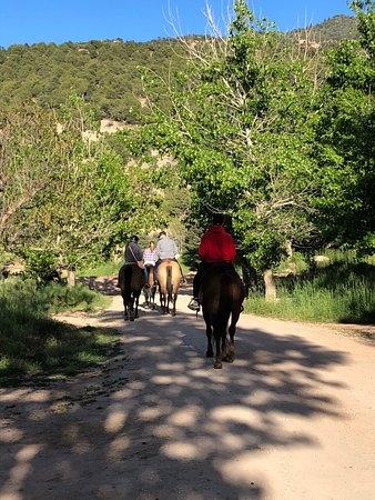 Red Ledge Rides