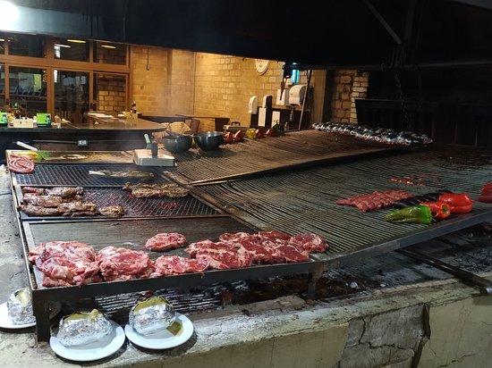 Parrilla del Sur: Carnes