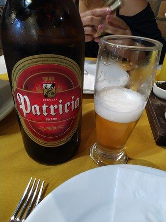 Parrilla del Sur: Cerveja Uruguaia