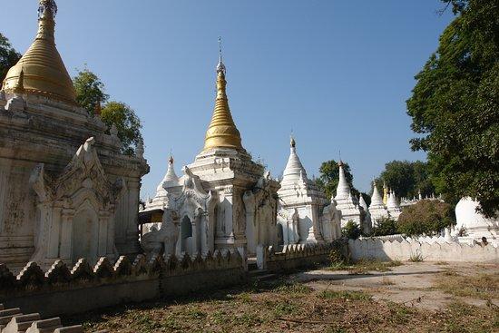 Cartoline da Amarapura, Birmania