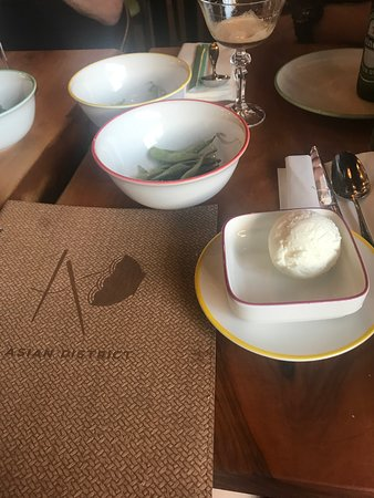 Asian District Photo