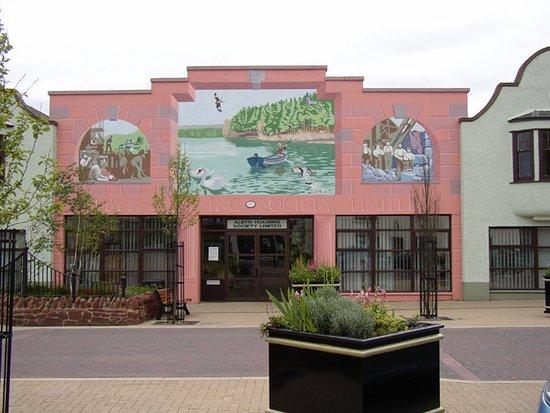 Invergordon, UK: 'The Loch by artist Ken White