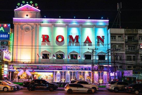 Roman Complex