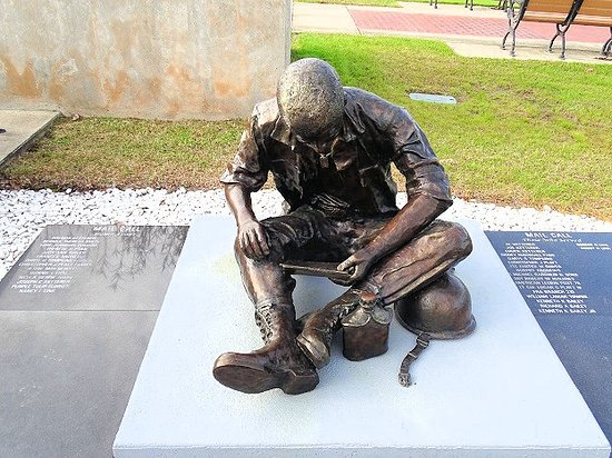 Santa Rosa County Veterans Memorial Plaza