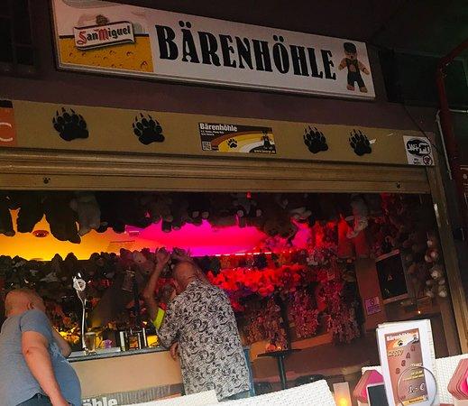 Barenhohle